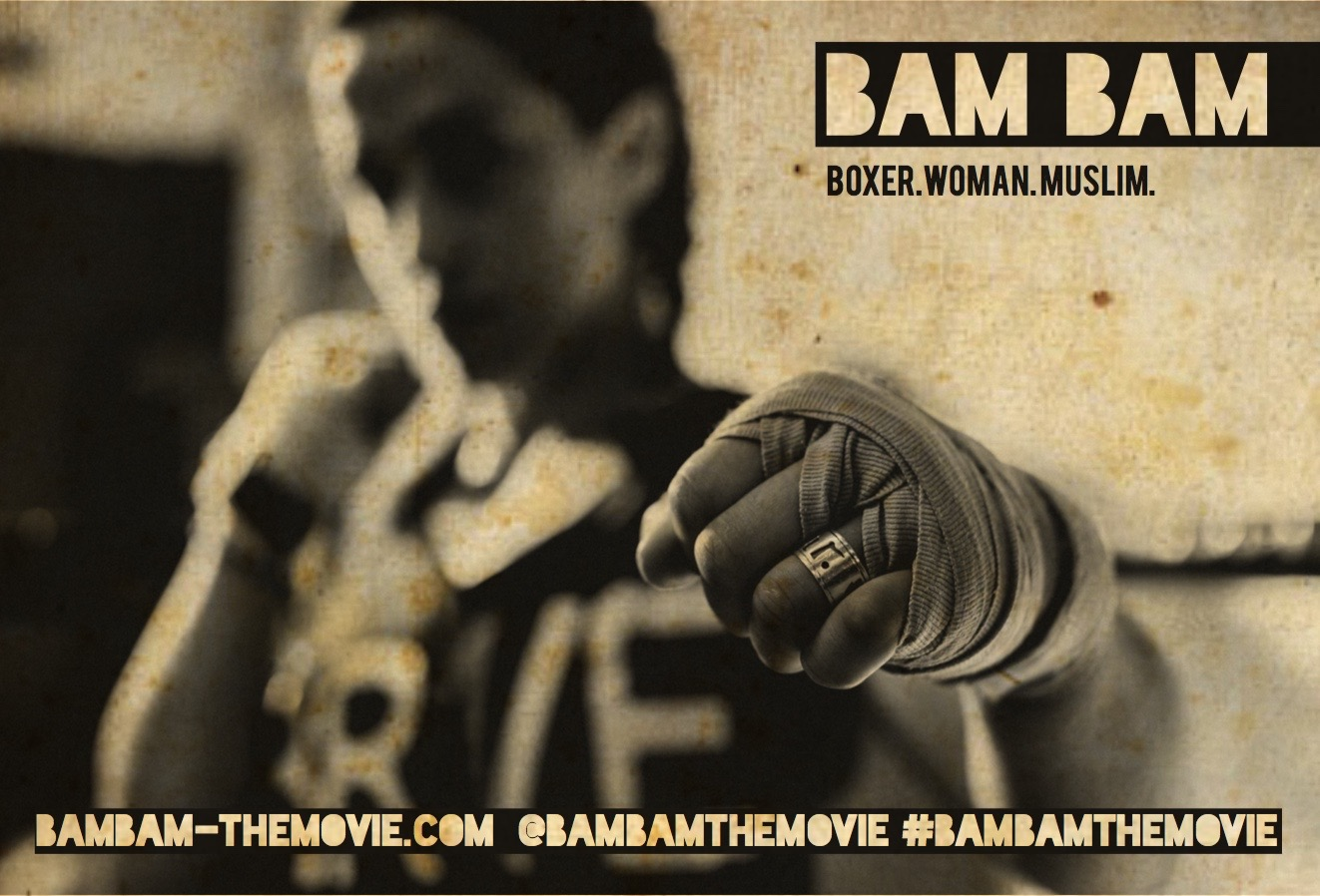 Our documentary 'Bam Bam' is on the road to the World Championships in May 2016