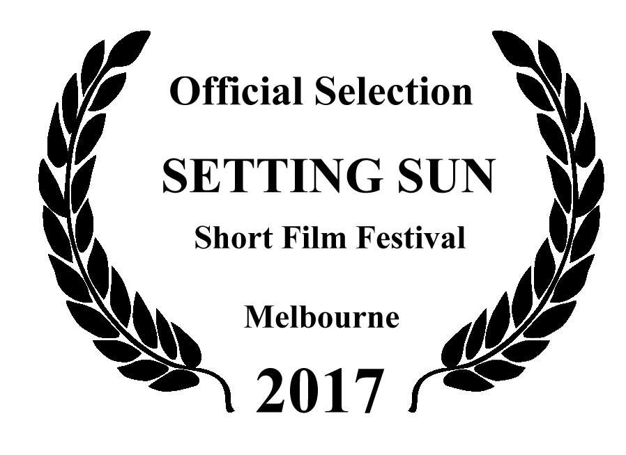 Falling a Finalist at Setting Sun Short Film Festival 2017