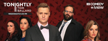 As featured on ABC's Tonightly with Tom Ballard